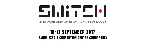FLOU present in Singapore Week of Innovation and TeCHnology