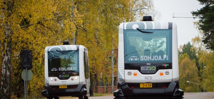 Robot buses are here sooner or later – how do we prepare?