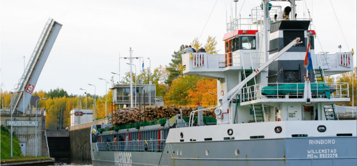Feasibility study of the extension of the Saimaa Canal locks is out